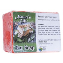 Nature's Gift Bar Soap