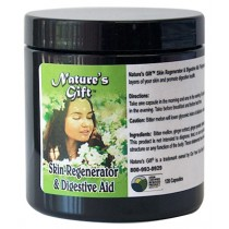 Nature's Gift® Skin Regenerator and Digestive Aid 120 caps